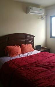 Bonita habitación con baño privado - Appartement