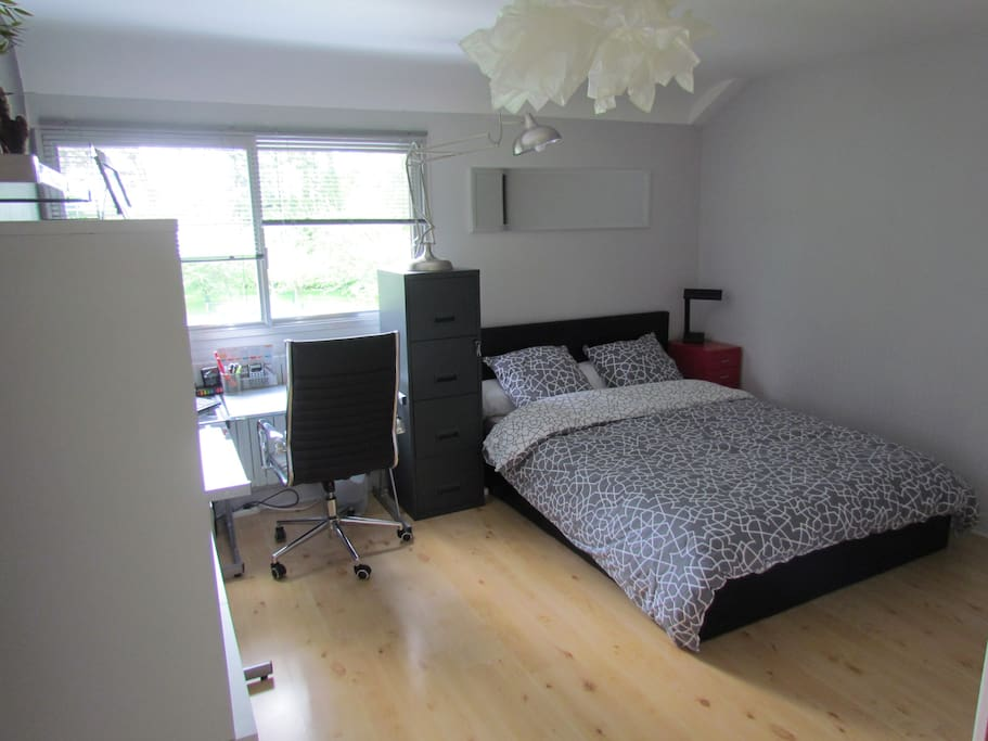 Chambre 15m2 dans propri t au calme houses for rent in for Chambre 15m2