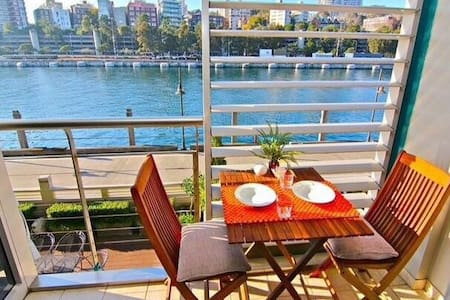Ultimate Luxury On The Finger Wharf - Woolloomooloo