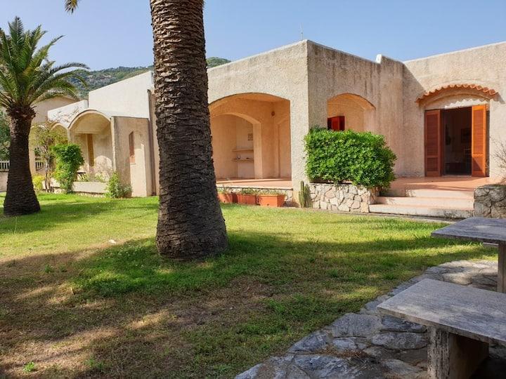 Villa esclusiva indipendente a Cetraro Via Porto