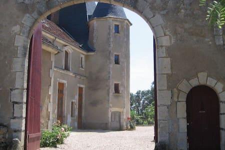 Château de Gérigny - La Charité-sur-Loire