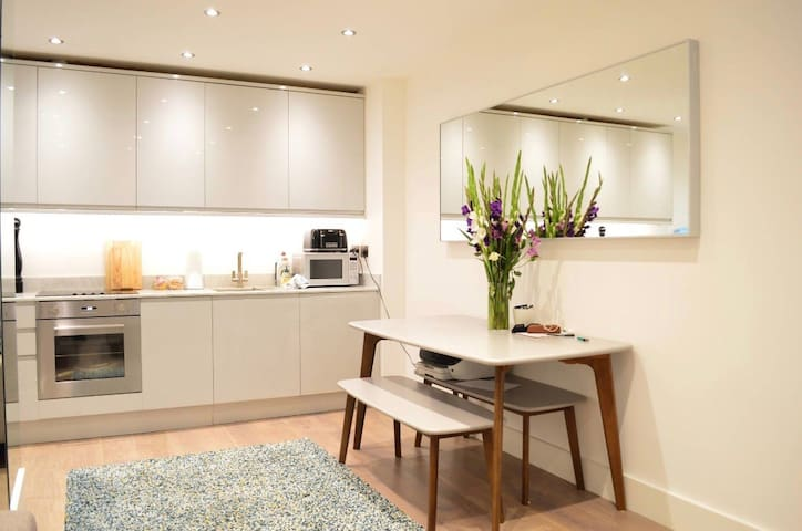 Luxury Modern Bedroom In Central London