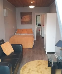 Stylish self contained studio apartment - Athlone - Apartamento