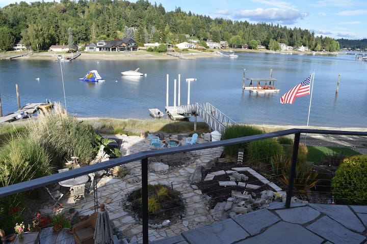 Stand Alone Beach Studio: Wollochet Bay - Gig Harbor - บ้าน