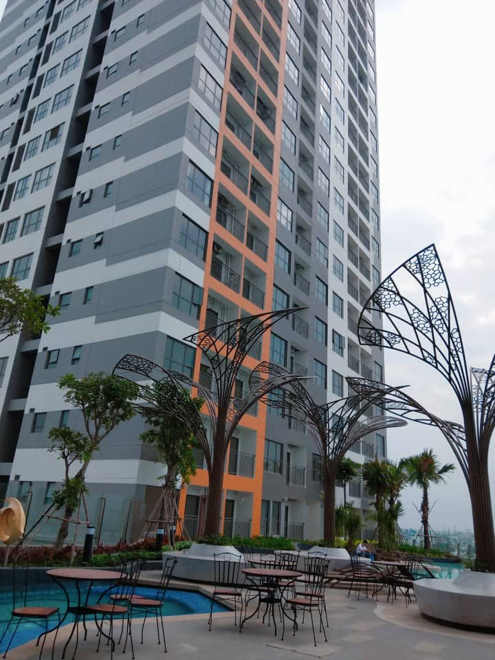 The Sun Avenue apartment -new 100% fully furnished