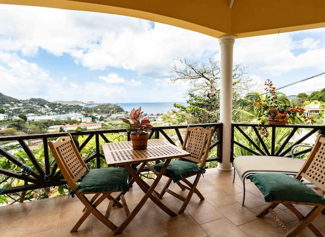 Main Balcony View