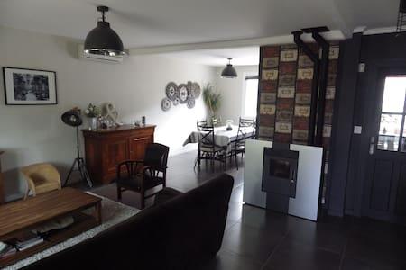 Maison à louer pour les 24H du Mans voiture et GP - La Milesse - House