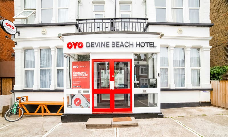 OYO Devine Beach Guest House, Standard Single Room