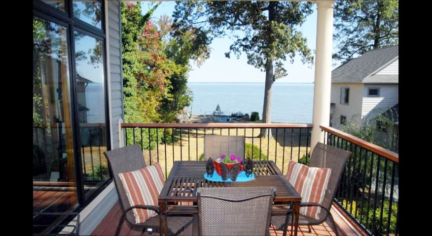 Charming Annapolis Water View Home