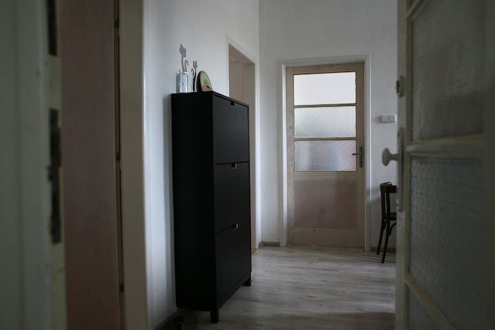 3 room flat near city center - Trenčín - Apartment