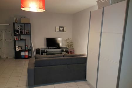 Chambre appt proche centre ville - Perpignan