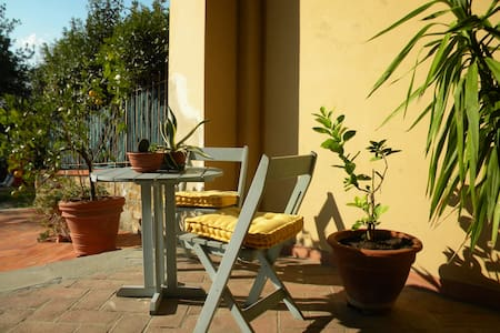 Sun Room in Residence Montalalbano - フィレンツェ
