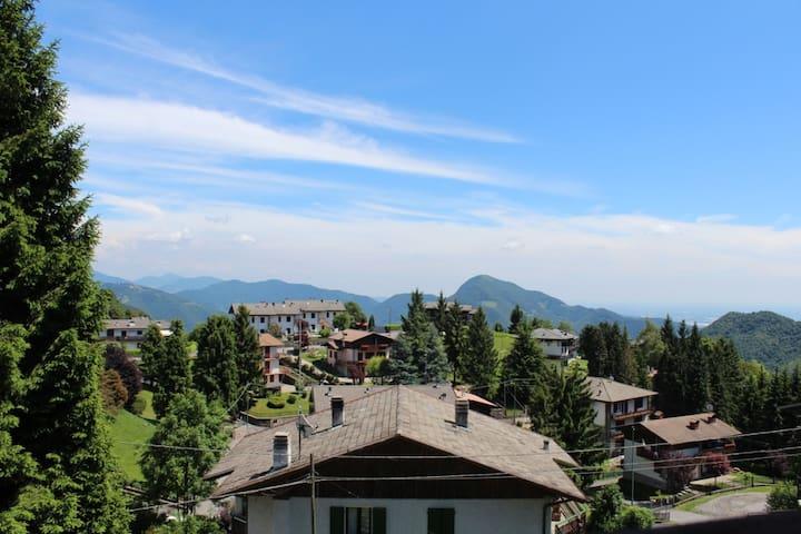 Ca' del Bot - relax in elegante villa di montagna - Selvino - Villa