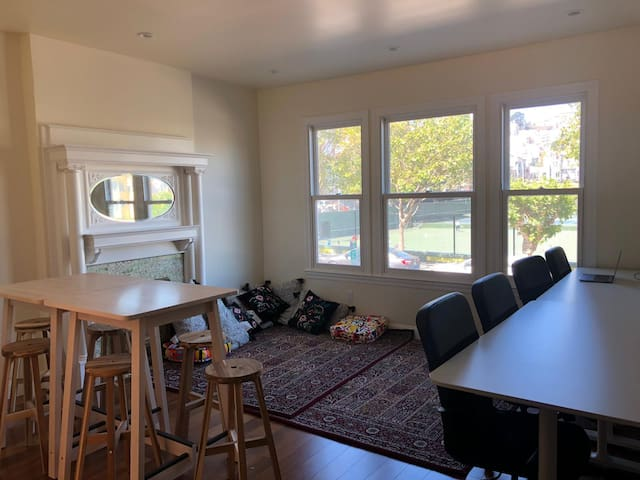 Brand new Startup House North Beach San Francisco