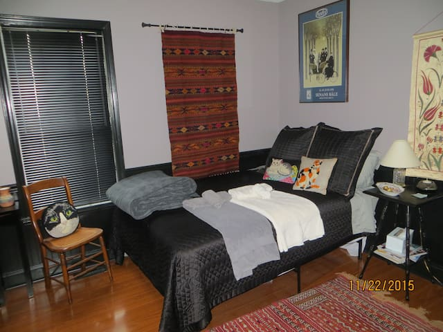 Cozy, Quiet Home Away From Home  - Knightdale - Huis