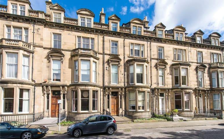The Edinburgh Drawing Room - Luxury Apartment