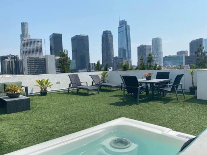 New Luxury Loft In DT Los Angeles  2bed+Sofa Couch