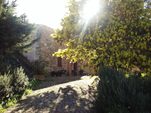 (A) Countryhouse in Madonie Park - Castelbuono - Bed & Breakfast
