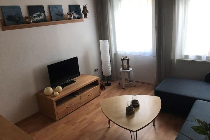 Zentrales Apartment im Herzen der Badestadt