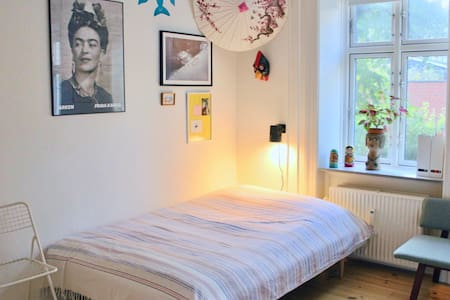 Bright room at Nørrebro