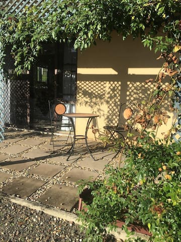 Self-contained cottage only 15 mins from Coffs