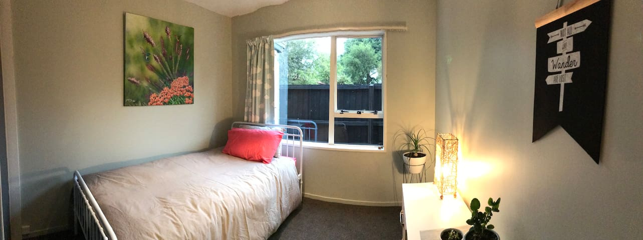 Your Home away from Home in Christchurch, NZ