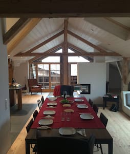 Farmhouse Loft Apartment - Hopferau