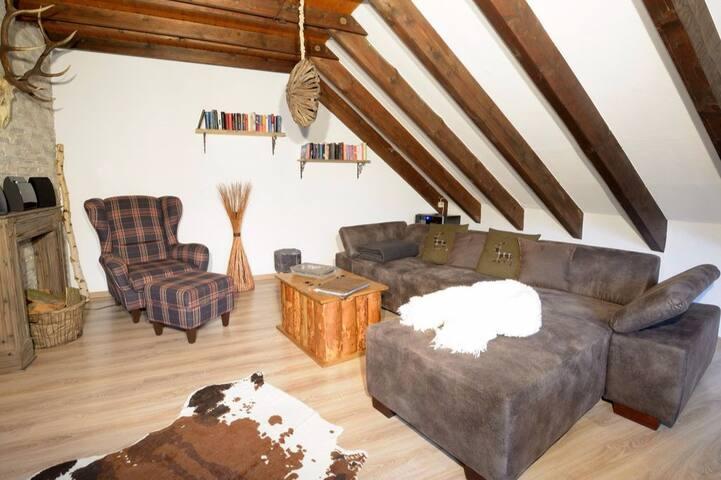 Ferienwohnung Harzklopfen • Große Wohnung •Balkon