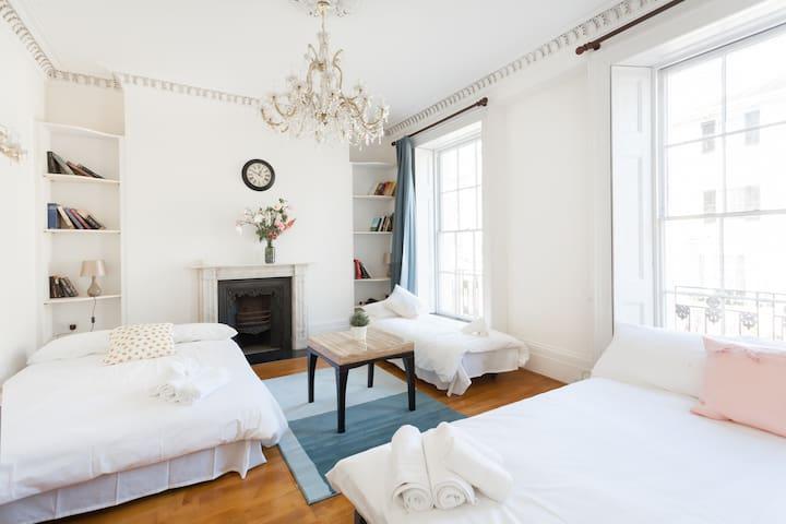 Stunning Room on Doorsteps of Regent's Park