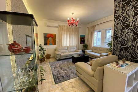 centric, spacious, newly furnished, panoramic view