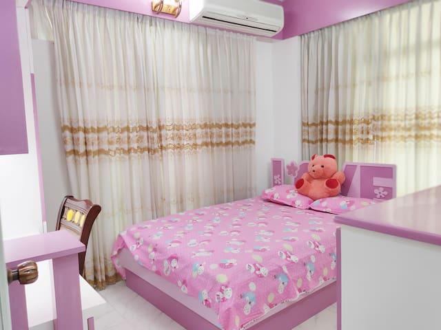 Room 2: Baby room
