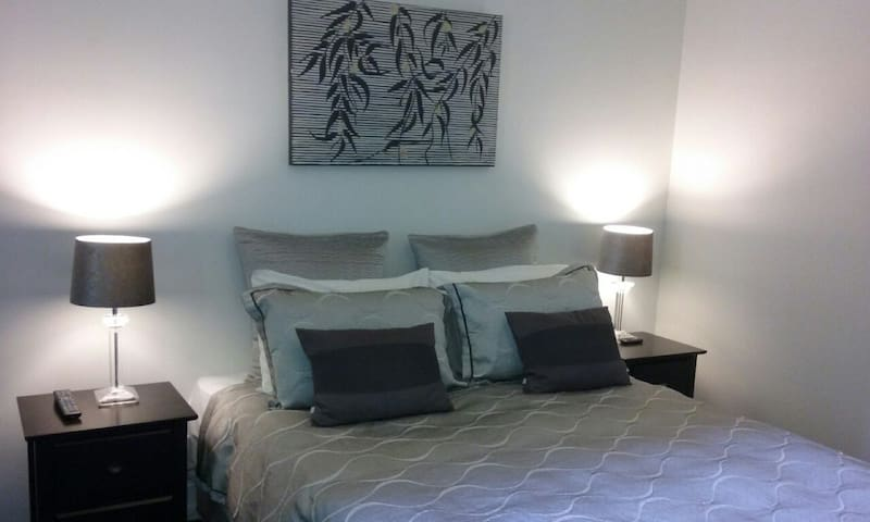 Woods Sherbrooke Forest Suite - Sherbrooke - Apartamento