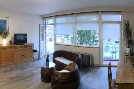 Appartement lumineux 2 chambres