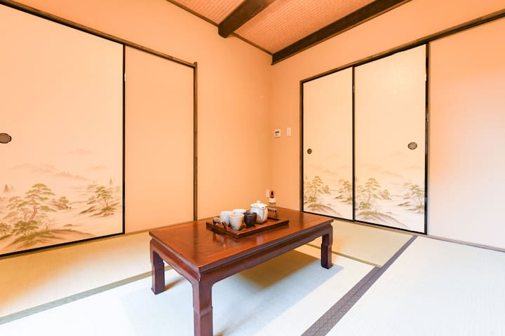 赏庭榻榻米室1st Floor Gardenview Tatami
