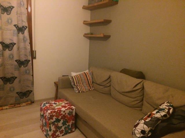 Miniappartamento con divano letto - Formigine - Leilighet