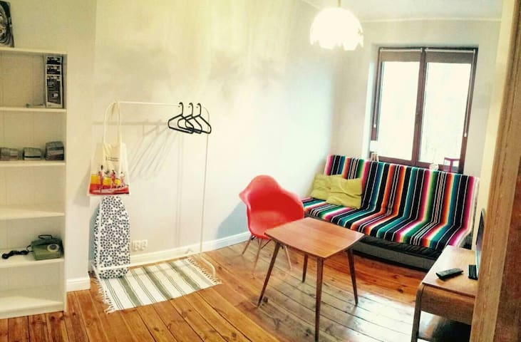 Cosy room close to Old Town. Easy 2 get 2 airport. - Gdańsk - Apartment