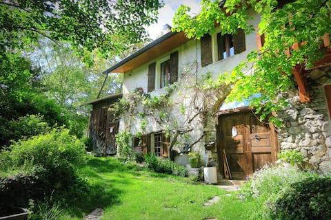 Ubaye vadisindeki evimize hoş geldiniz!