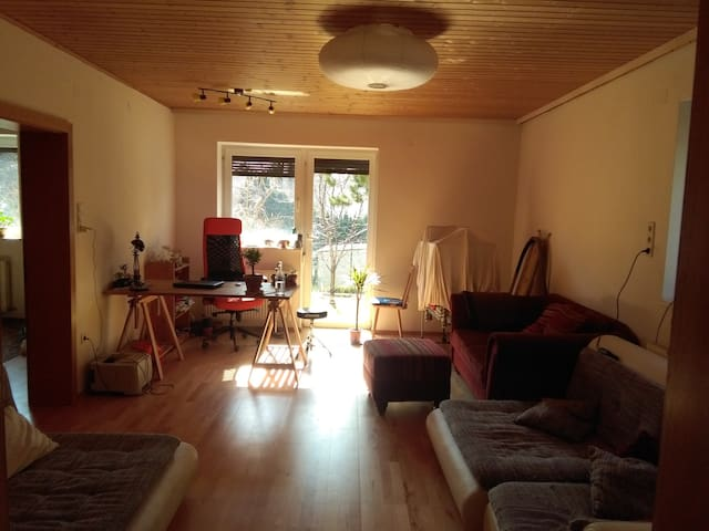 Cosy, bright flat with garden - Vienna - Pis