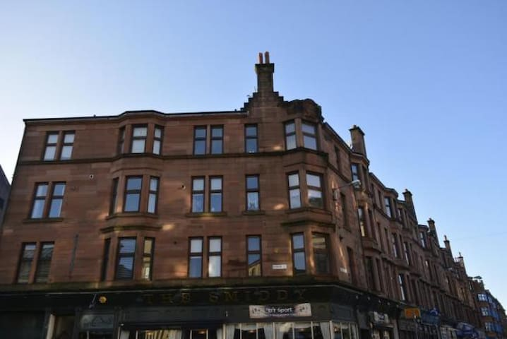 Traditional Glasgow Tenement - Glasgow - Appartement