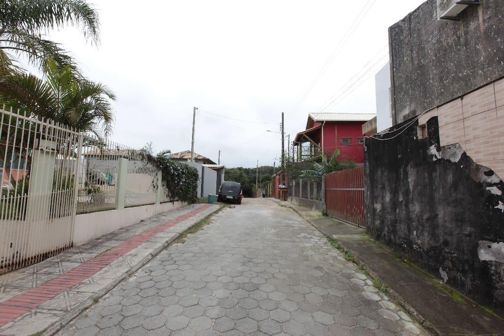 Rua Asfaltada