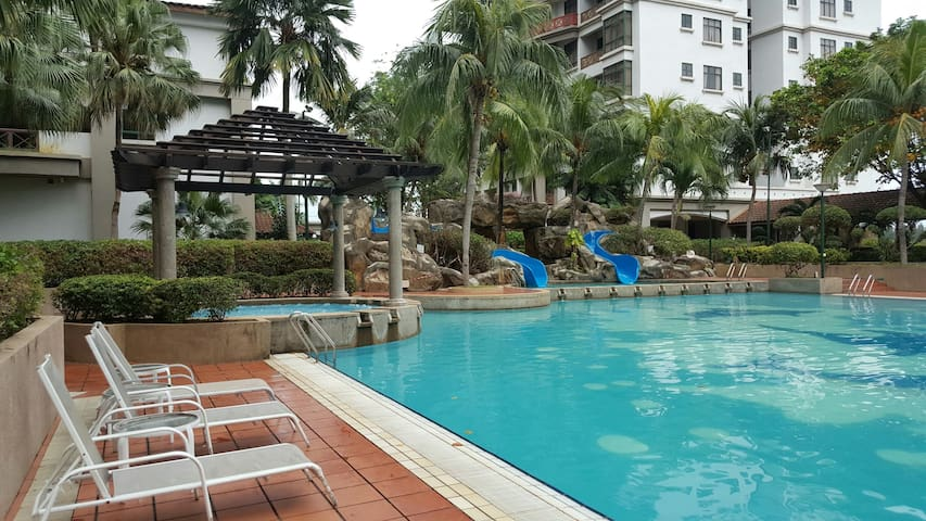 Su1~Melaka /Mahkota hotel(Sea View