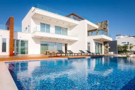 """NEW"" Pegasus Seaview Villa - Ayia Napa, Cyprus"