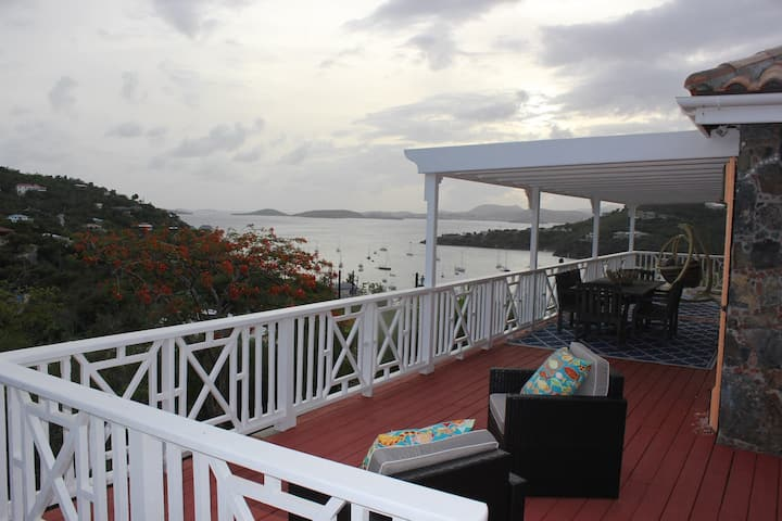 Limetree Cottage at Chocolate Hole by Island Abodes