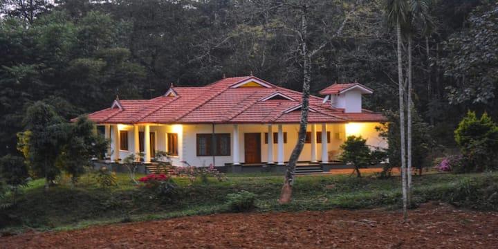 Spice Fields Cottage 3BR - Wayanad
