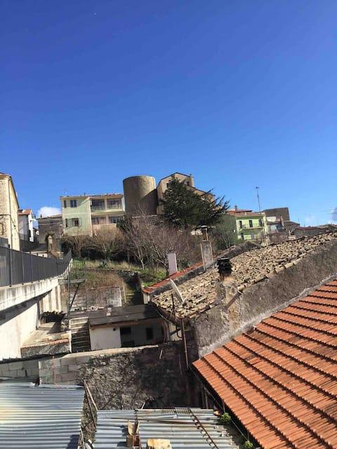 All along the watchtower: Castelluccio Valmaggiore