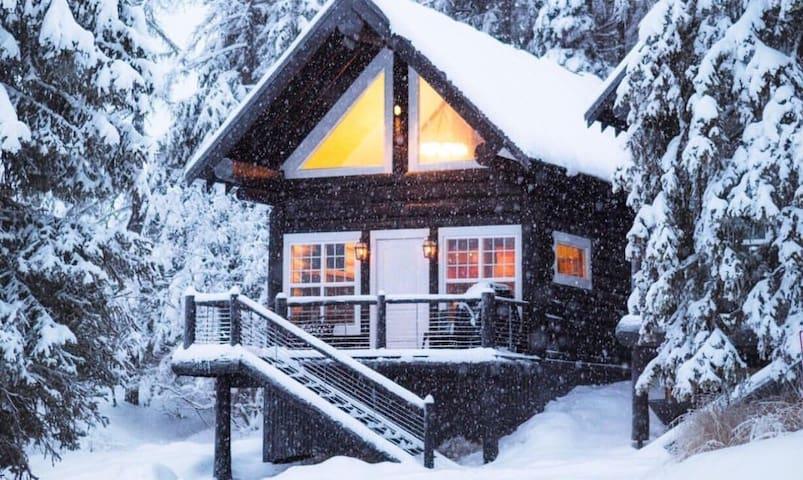 Whitefish Mountain Cabins #1