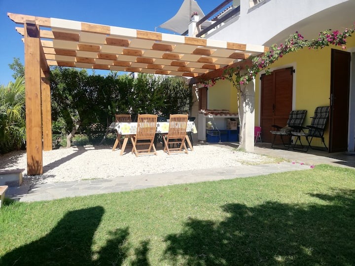 House with 2 bedrooms in Viddalba, with shared pool - 5 km from the beach
