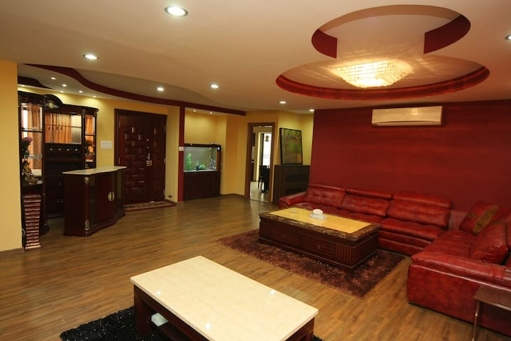 Fabulous / contemp 3BHK PentHouse - Kathmandu - Apartmen