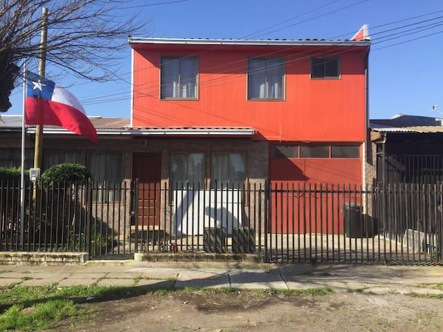 Casa acogedora con excelente ubicación, Concepción