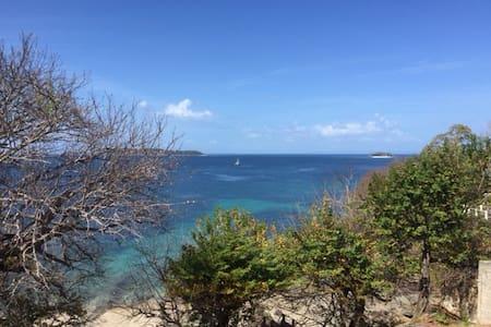 Villa Marquez Guest Home with private beach access - Panama City